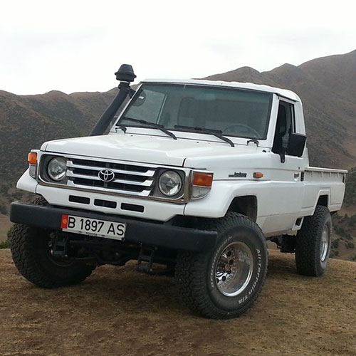 The World's Widest Range of Toyota Land Cruiser Parts and
